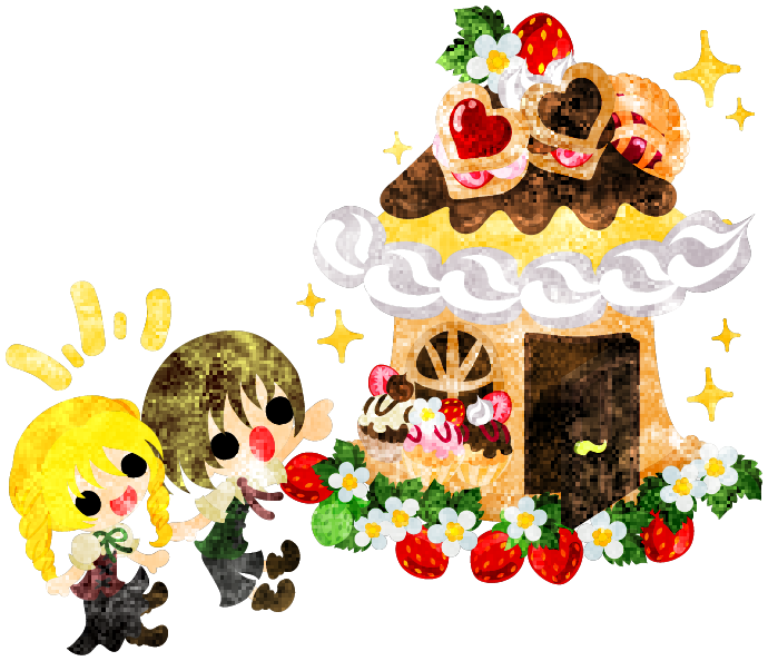 Father clipart hansel and gretel.  free illustration cute