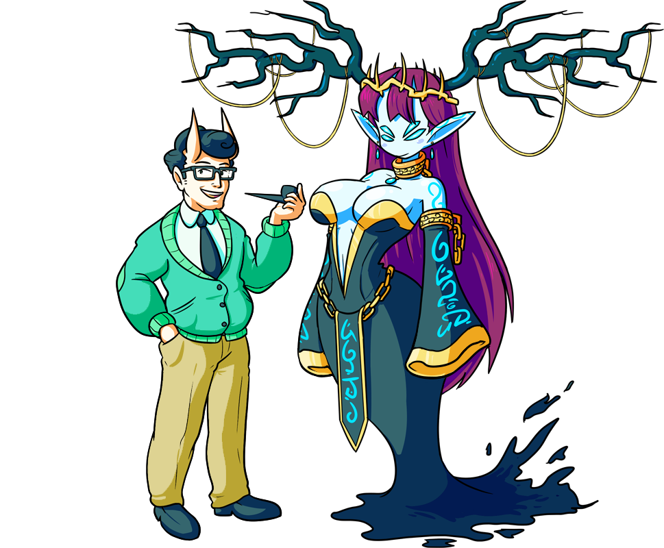 Mom and Dad by Zebesian on DeviantArt