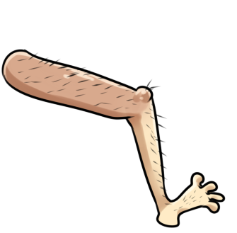 S by wyngrew on. Father clipart long leg