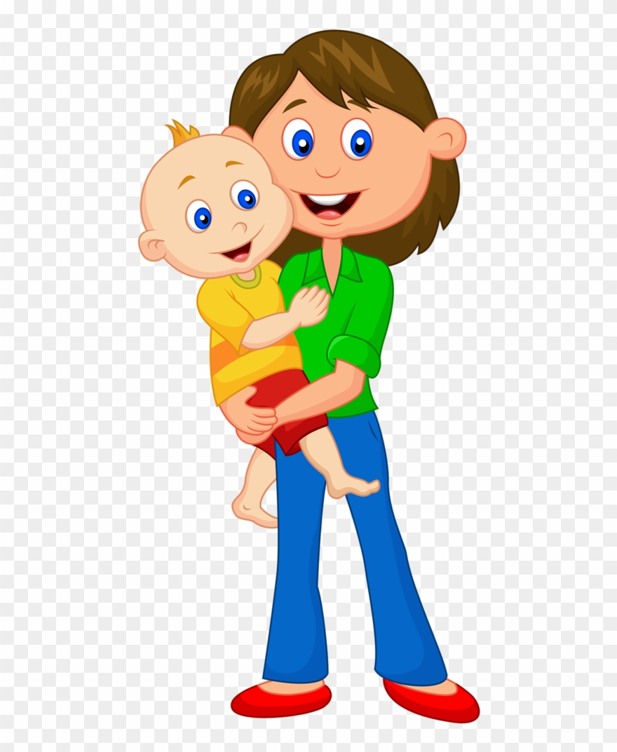 Father clipart mother child. Cartoon png pinclipart