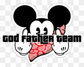 Mice clipart father. The god gang mickey