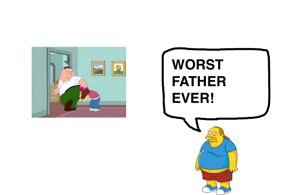 Worst ever by darthranner. Father clipart poor father