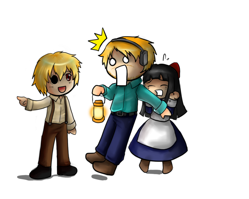 Pewdiepie mad by rinnkruskov. Father clipart poor father
