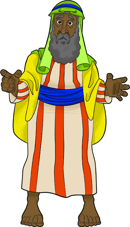 Jesse the of david. Father clipart poor father