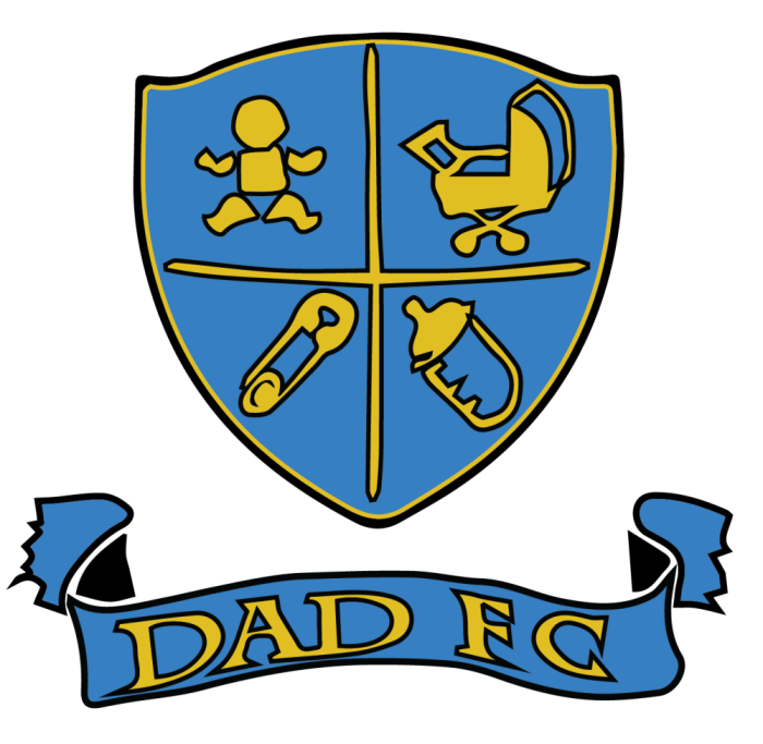 The best f c. Father clipart tired dad