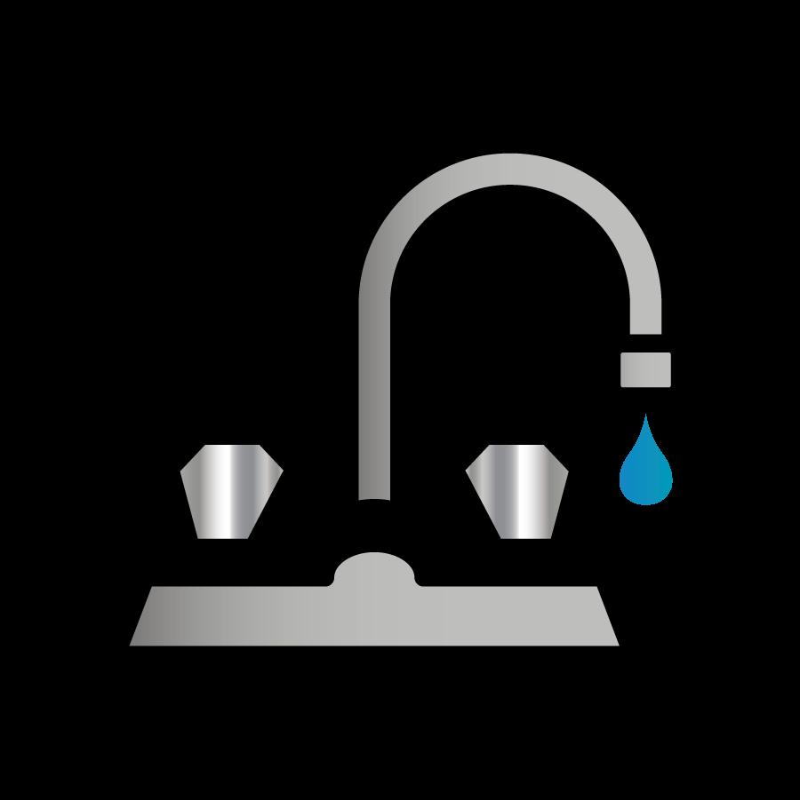 faucet clipart broken