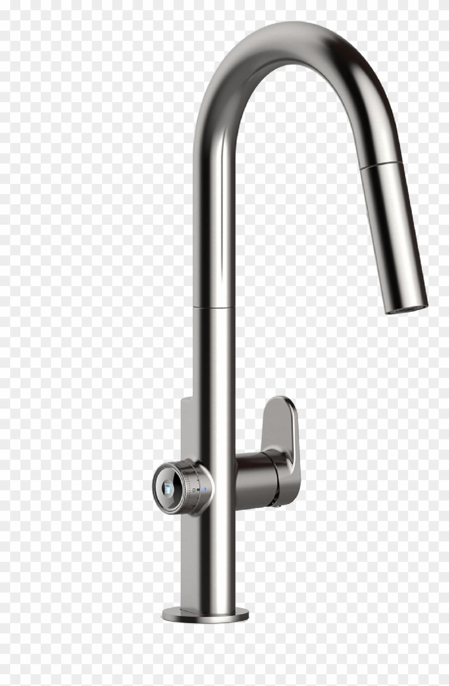 Beale measurefill touch . Faucet clipart kitchen faucet