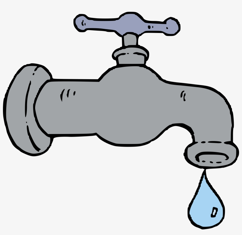 Free . Faucet clipart lab sink