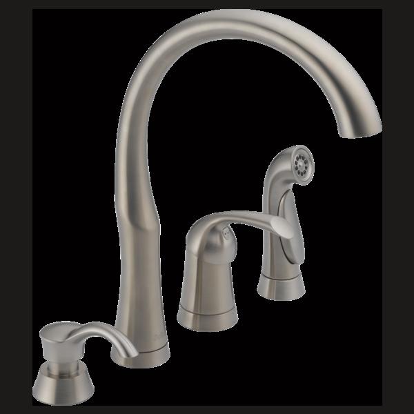 Faucet clipart sink faucet. Pictures group kitchen faucets