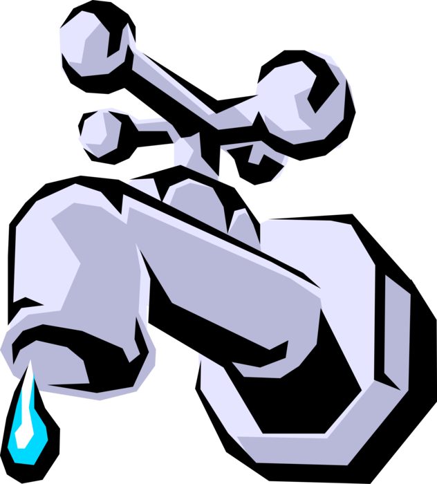 faucet clipart spigot