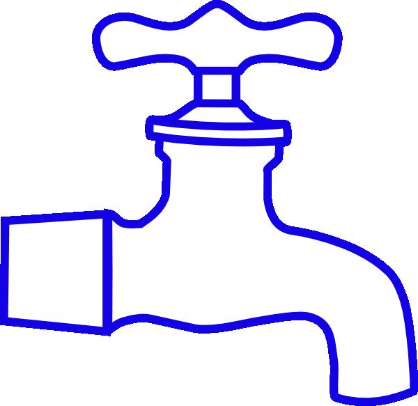 Faucet clipart svg. Clip art at clker
