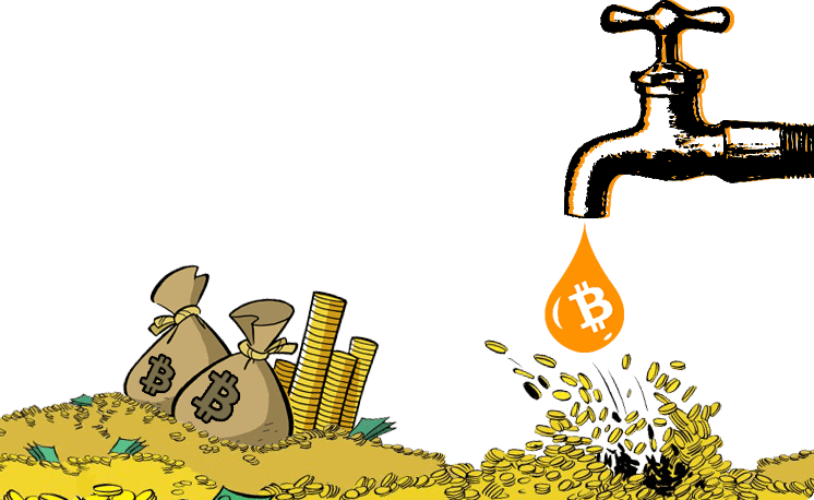 Faucet clipart tab. Free bitcoin earning strategy