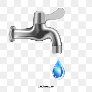 Png psd and with. Faucet clipart vector