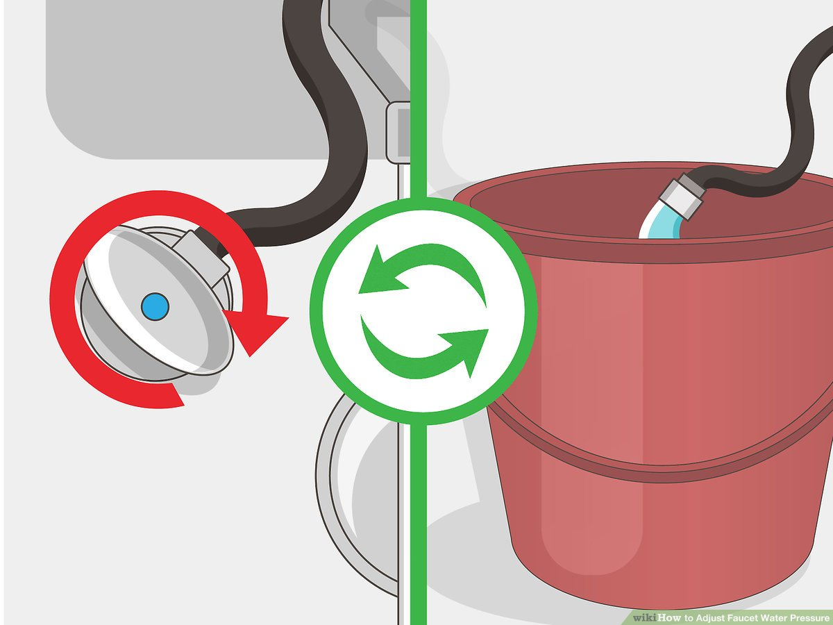 Faucet clipart warm water.  ways to adjust
