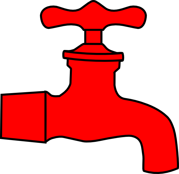 Faucet warm water