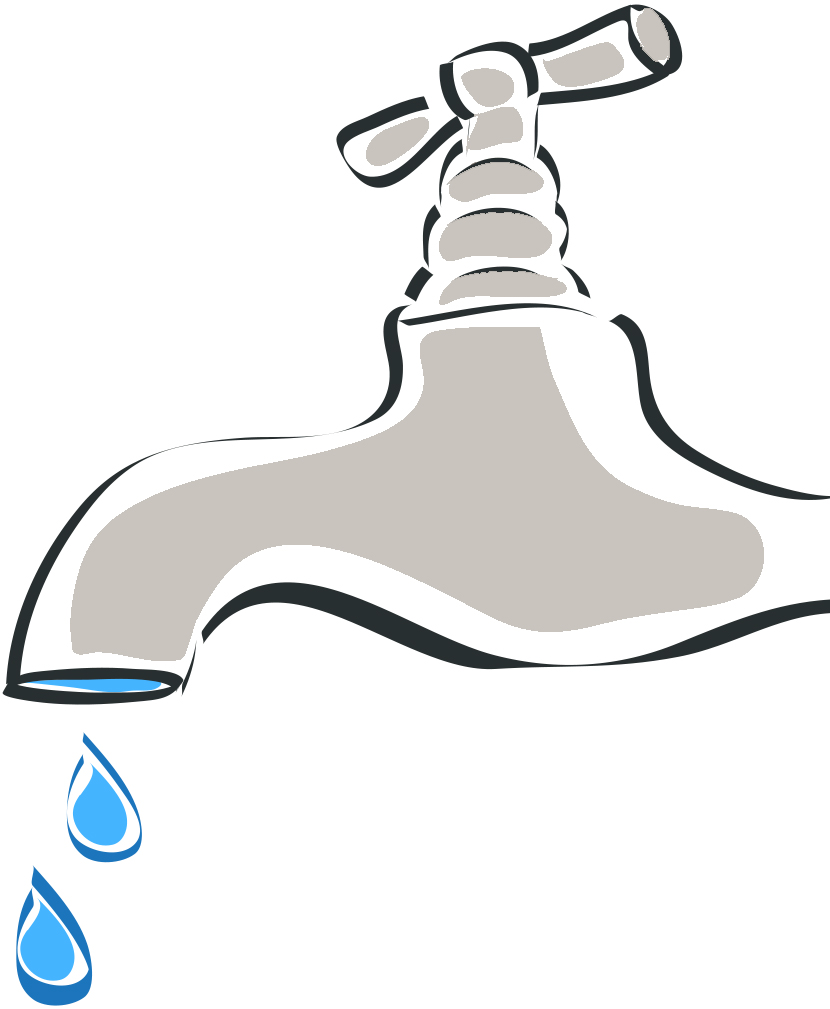 Faucet clipart water company. What is the city