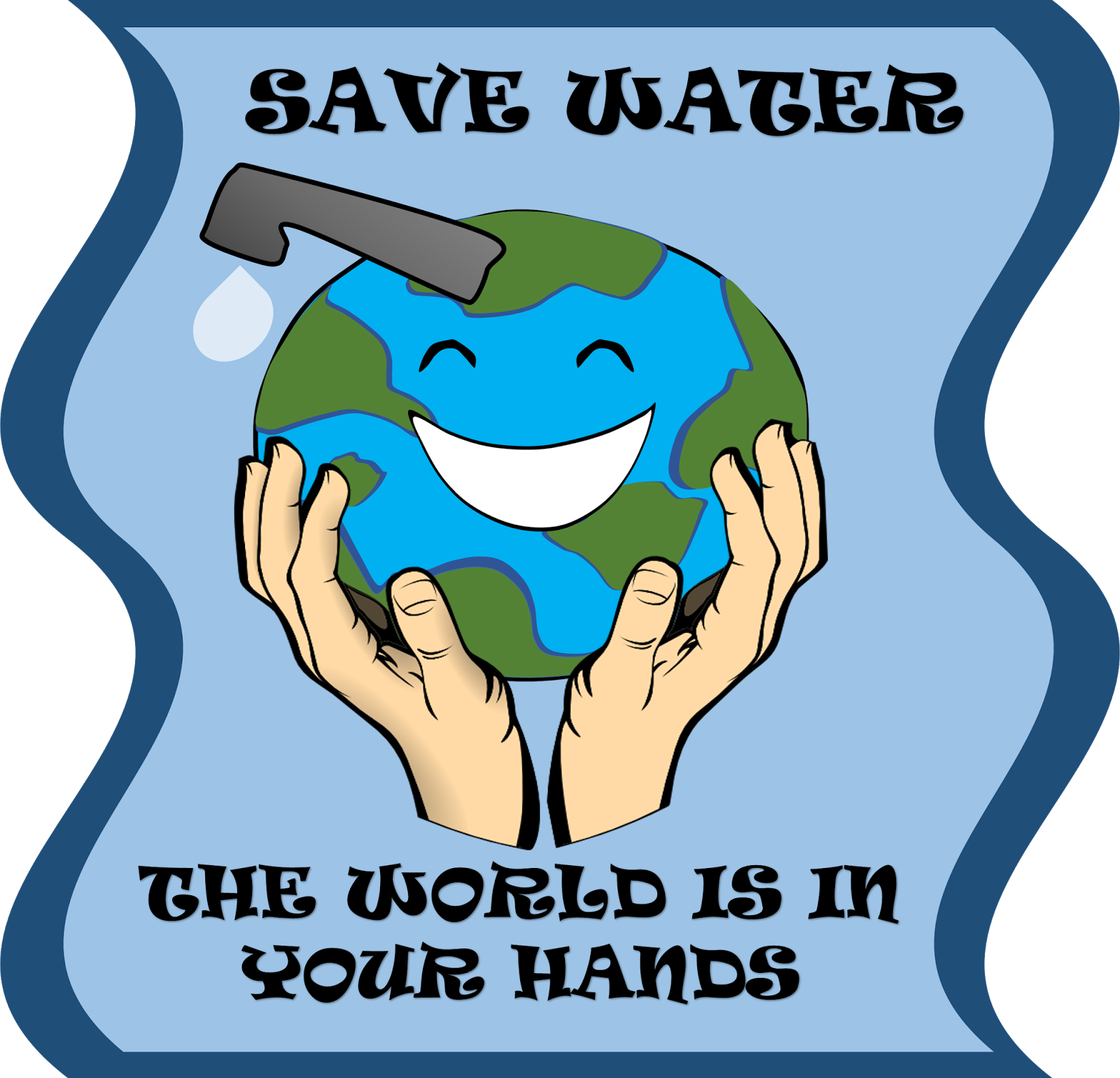 Water clipart garbage.  ways to conserve