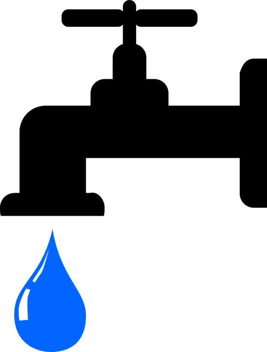 faucet clipart water problem