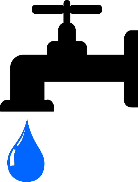 faucet clipart water system