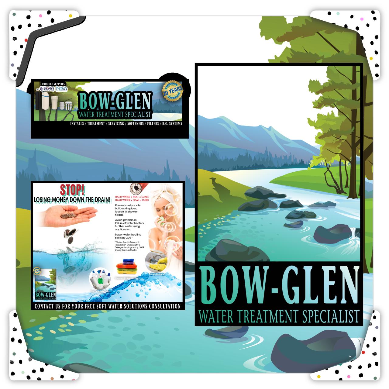 Portfolio bow glen specialist. Faucet clipart water treatment