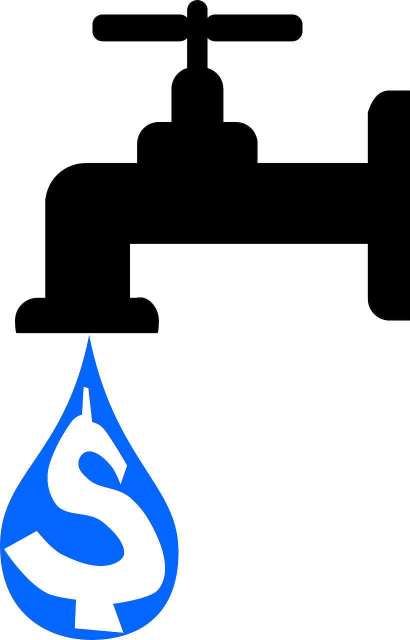 The smart sanrgy sustainable. Faucet clipart water valve