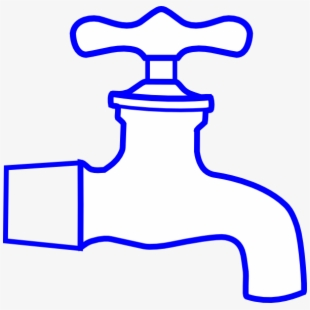 Free water tap cliparts. Faucet clipart watertap