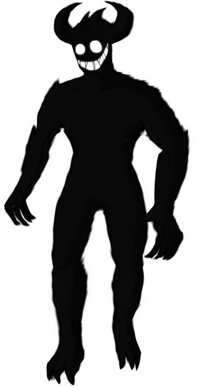 Monster smash the by. Fear clipart boogeyman