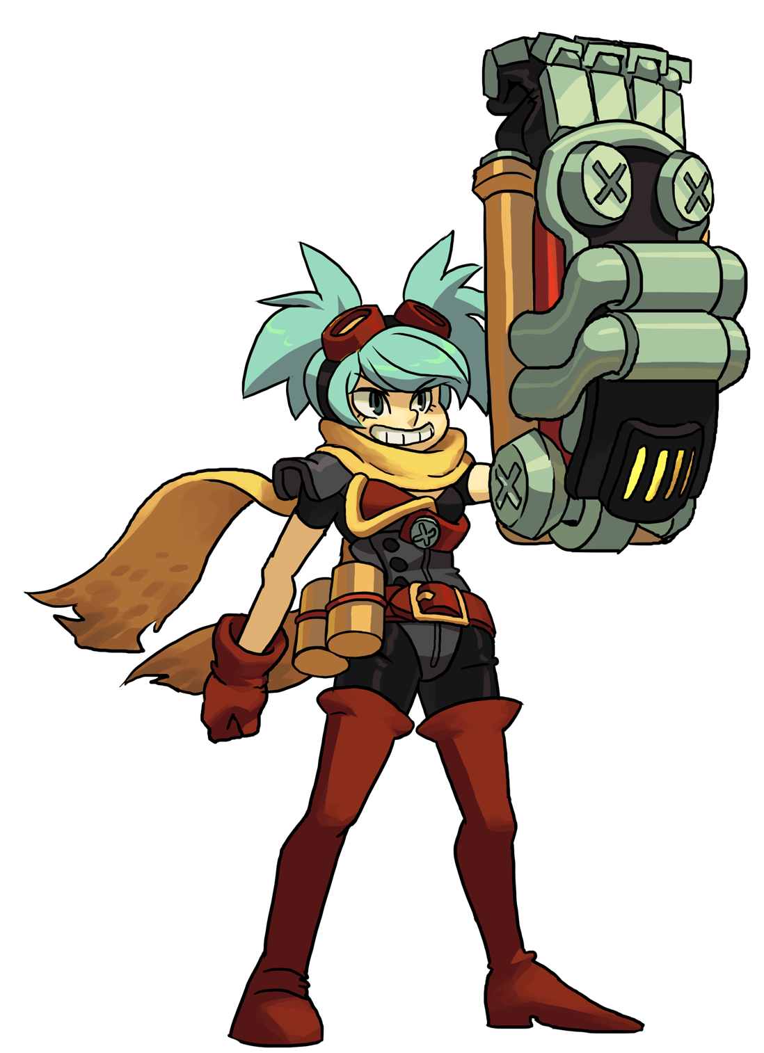 Fear clipart fearful. Indivisible rpg from the