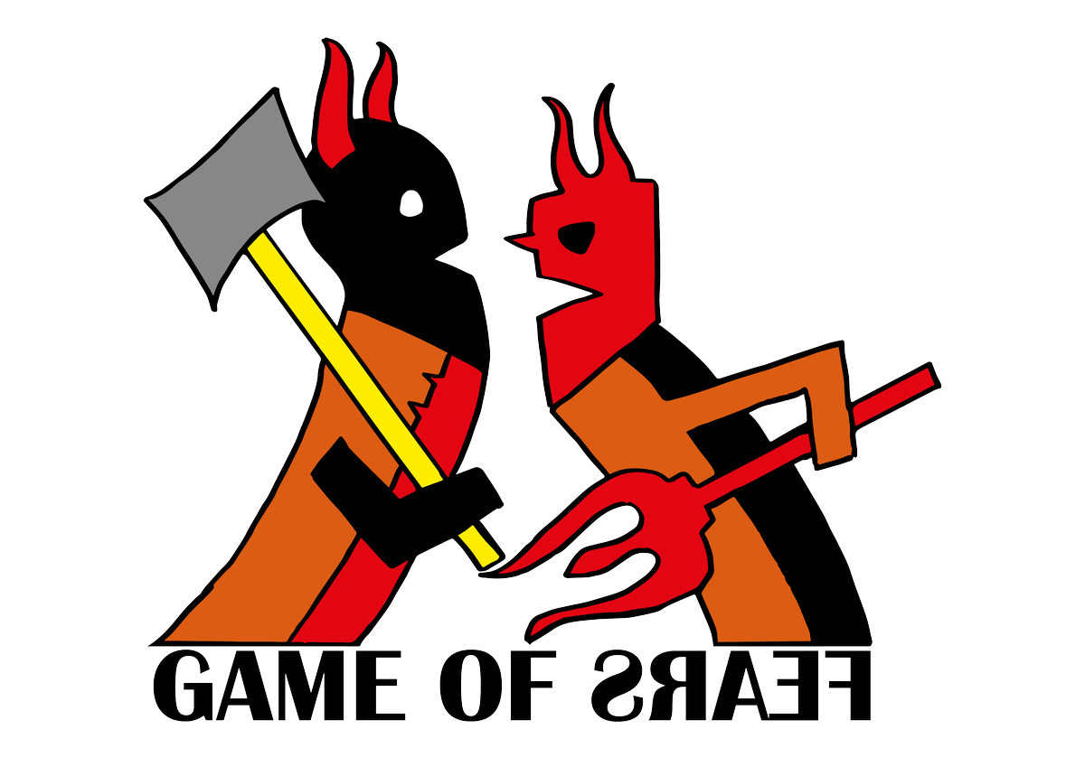 Isa topic game of. Fear clipart fearful