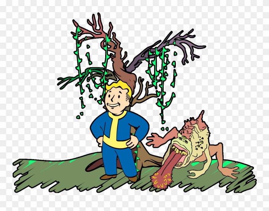 Fear clipart irrational. Fallout pinclipart
