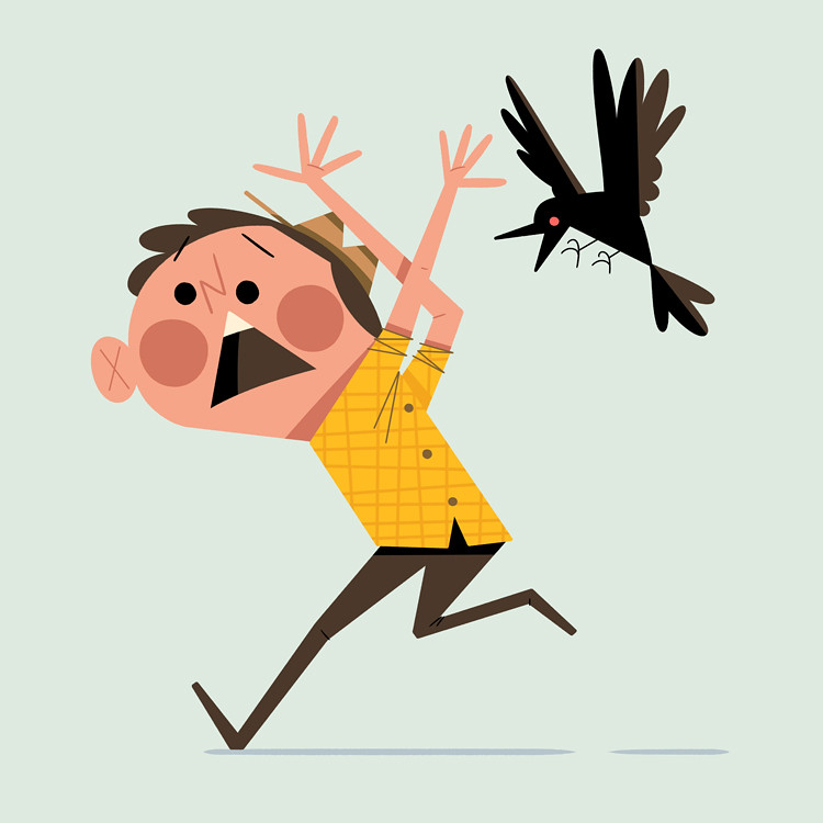 Fear clipart irrational. Last of the series