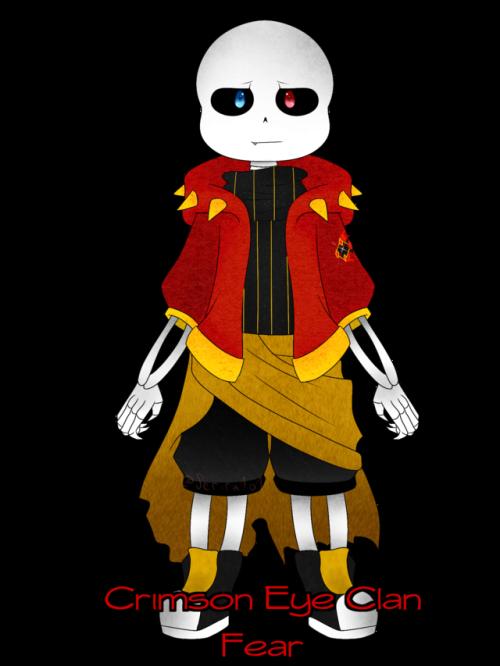 Crimson eye clan tumblr. Fear clipart lonely guy