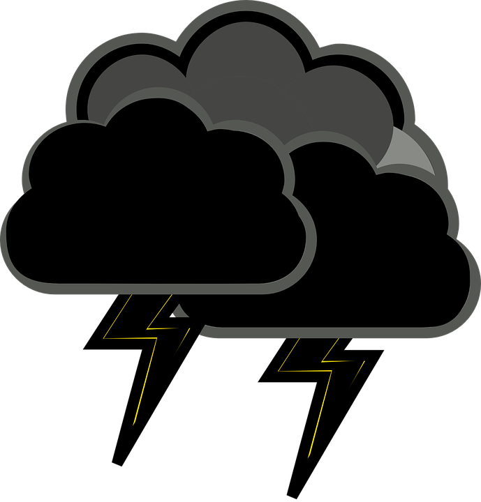 thunderstorm clipart thunderstorm safety