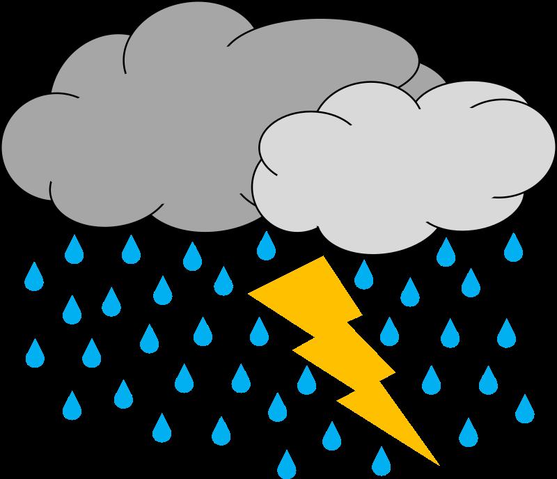 Untitled tornado lightning thunder. Thunderstorm clipart thunderstorm safety