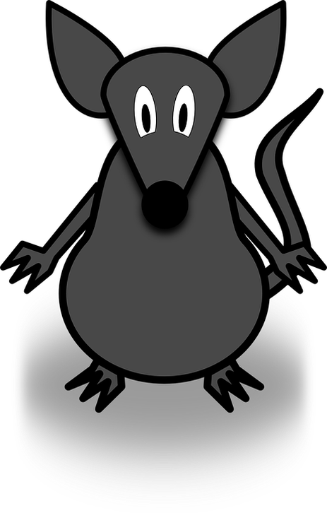 Fear clipart timid. As a mouse chinese