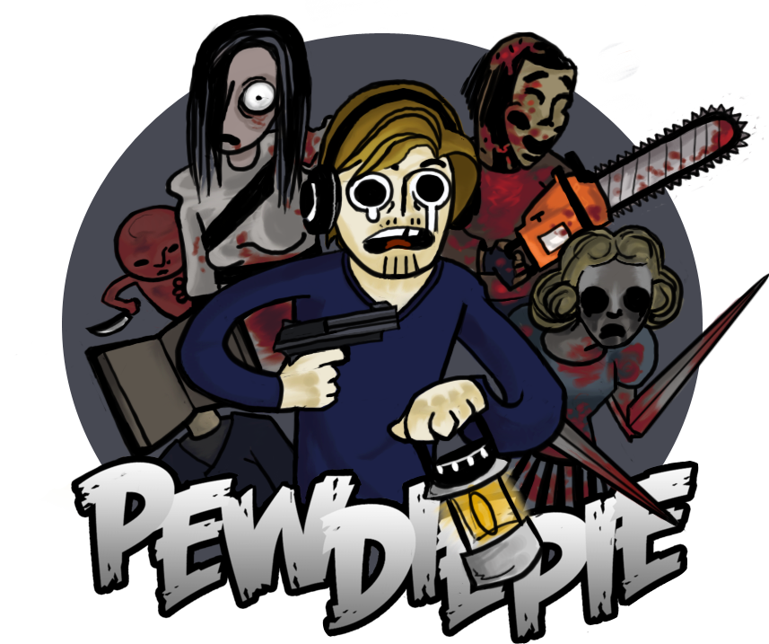 Fear clipart unhealthy. Pewdiepie cry of by