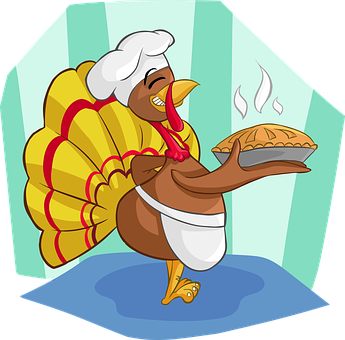 Feast clipart cooked turkey. X free clip art