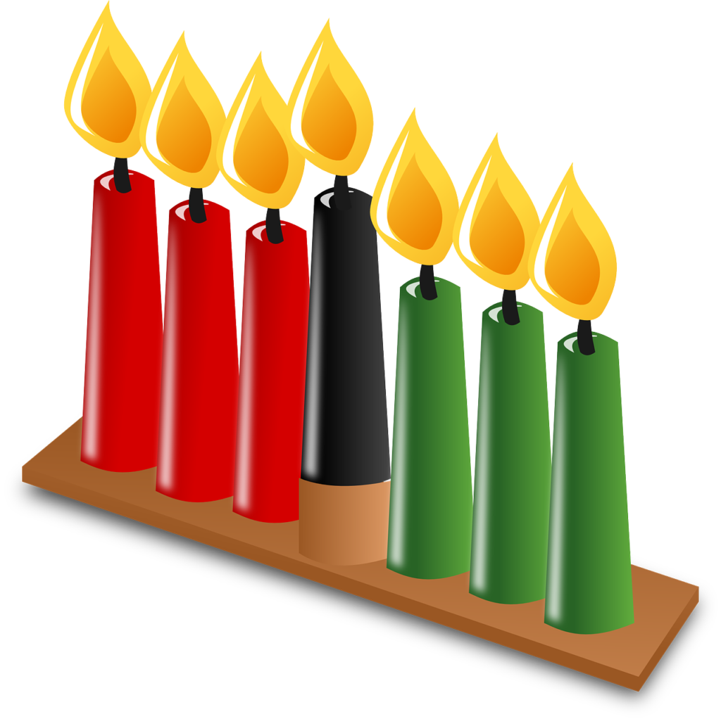 Discovering kwanzaa a new. Feast clipart family tradition