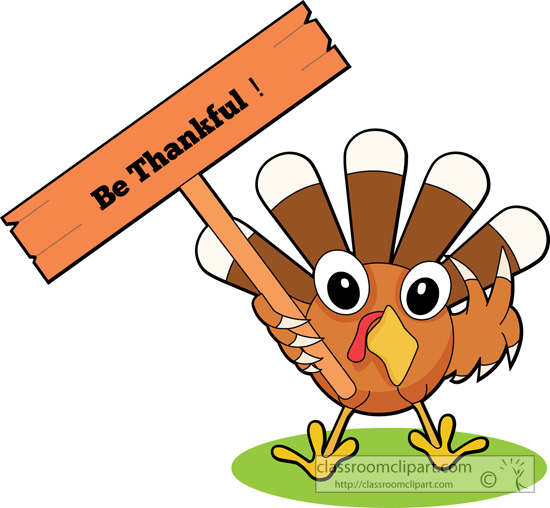 Free thankful thanksgiving cliparts. Feast clipart grateful