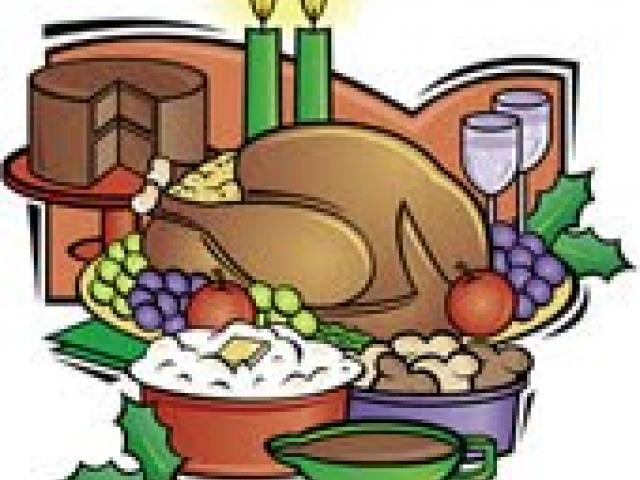 Feast clipart holiday feast. Free download clip art