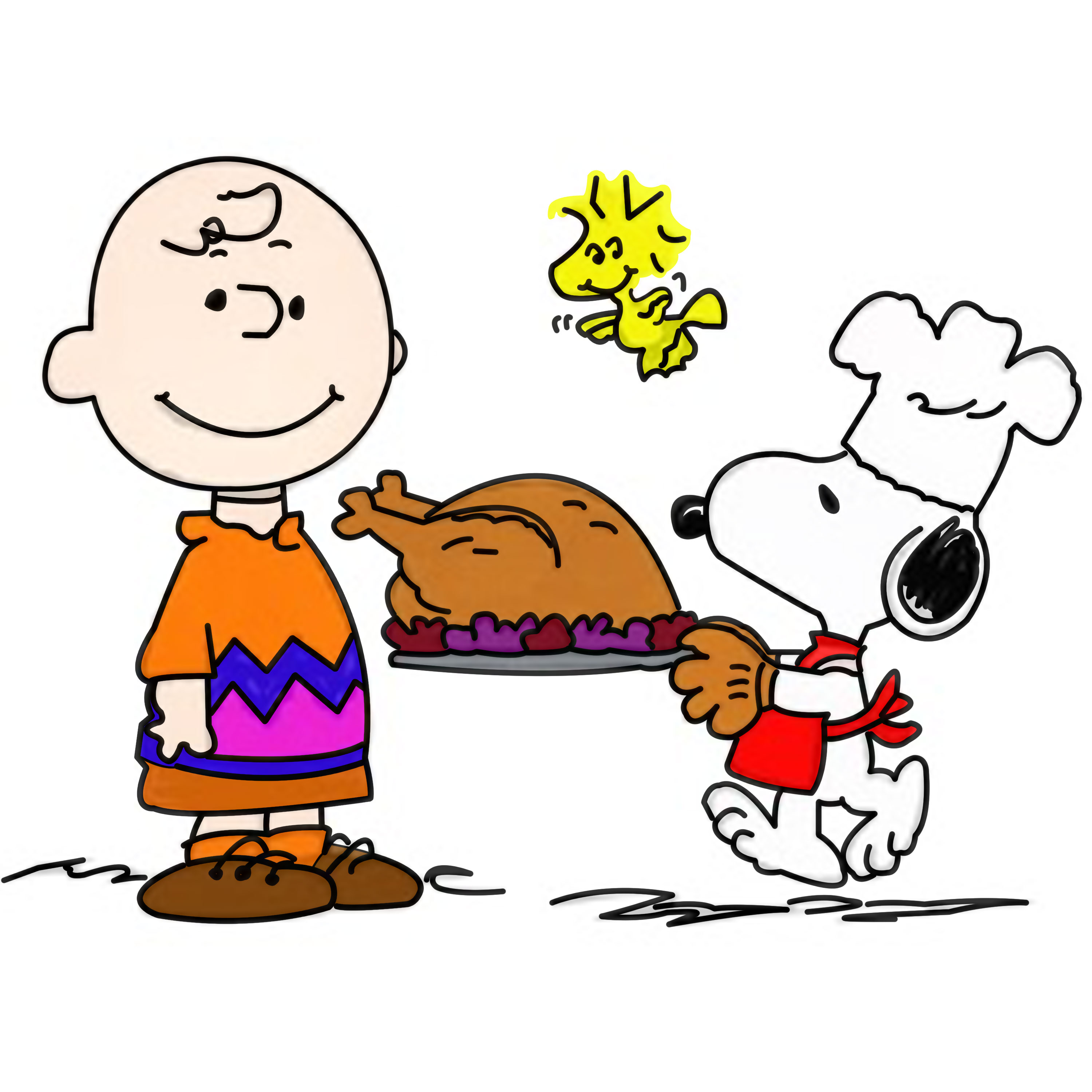 Free snoopy thanksgiving cliparts. Feast clipart peanuts