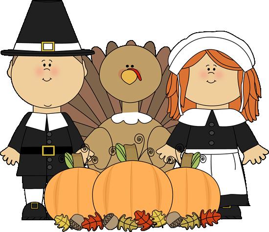Feast clipart pilgrim. Pilgrims turkey and harvest