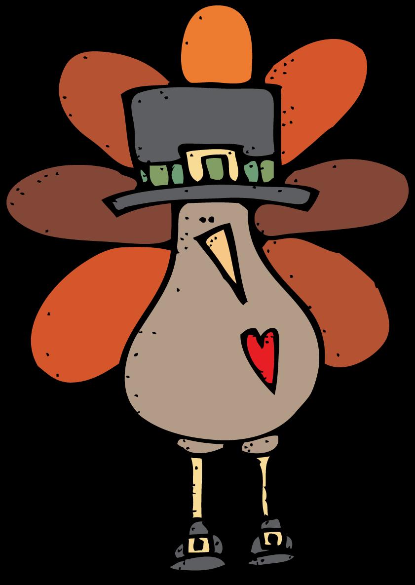 Turkey clip art melonheadz. Feast clipart pilgrim