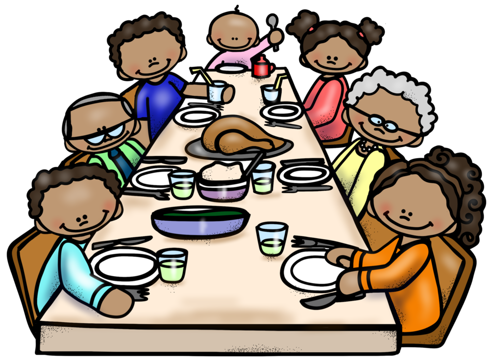 Feast clipart potluck. Group dinner free download