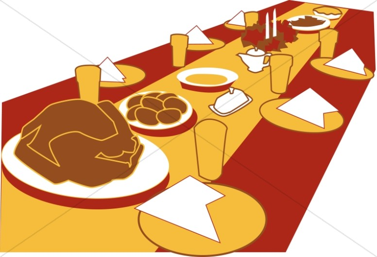 Feast clipart thanksgiving side dish. Clip art arts for