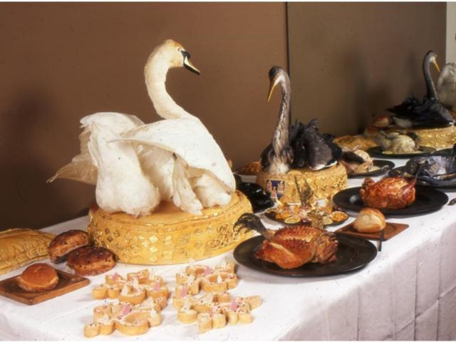 Feast clipart tudor food. Free download clip art