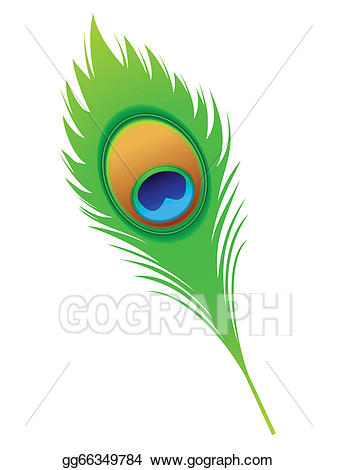 Clip art vector abstract. Feather clipart artistic