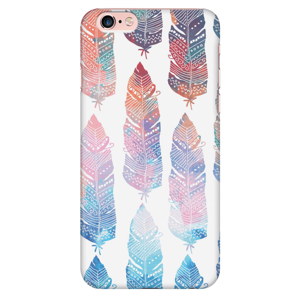 Phonecase gifthap. Feather clipart boho
