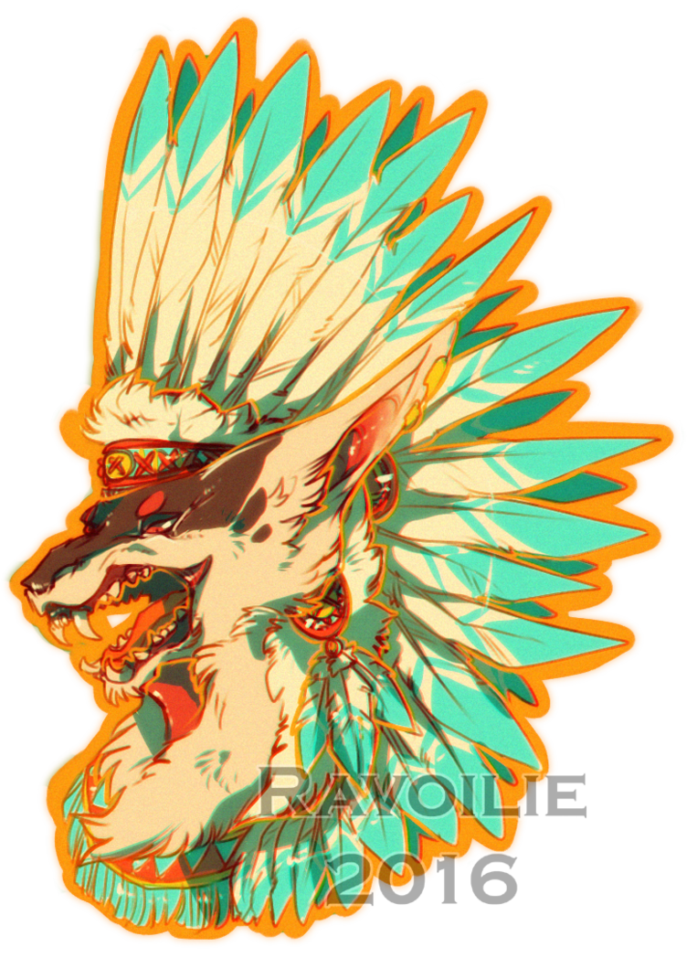 Bright by ravoilie on. Feather clipart orange feather