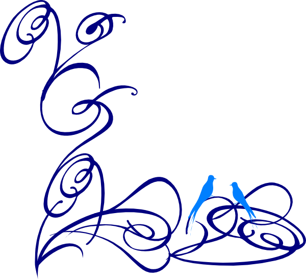 Feather clipart swirl. Decorative changed clip art